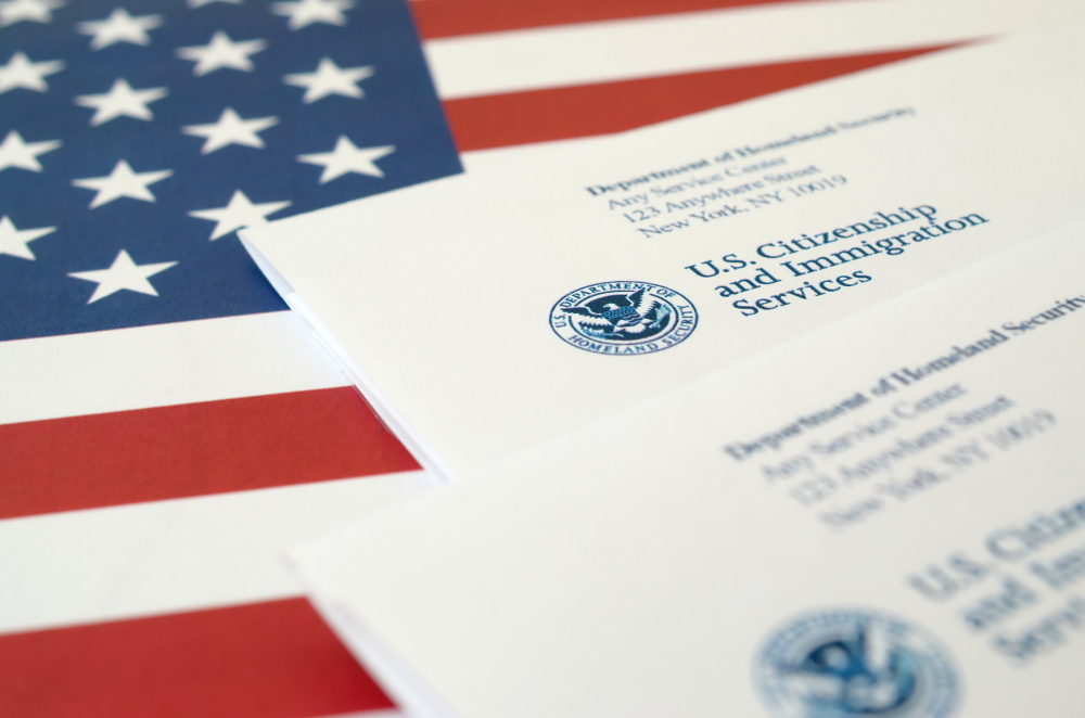envelopes-with-letter-from-uscis-united-states-flag-from-department-homeland-security.jpg